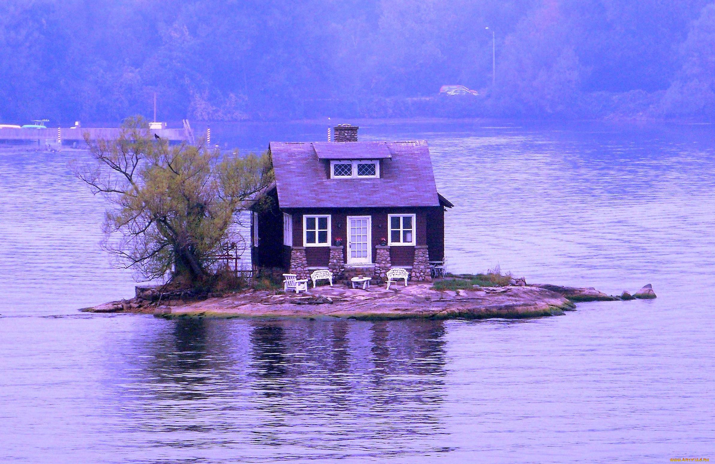 Обои домик. Разное foto 14